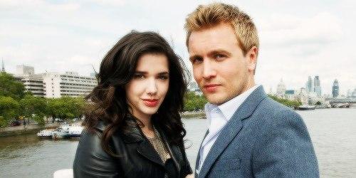 эрика дашер и ее парень фото