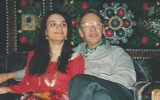 алексей баталов дочь маша фото