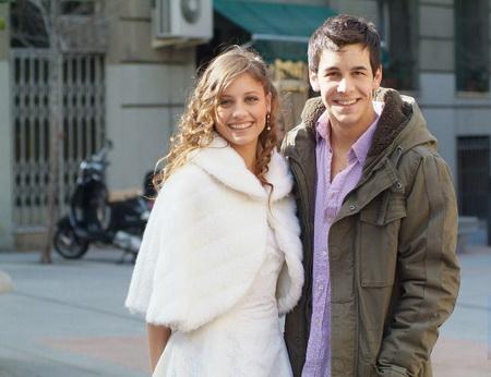 фото марио касас с женой фото